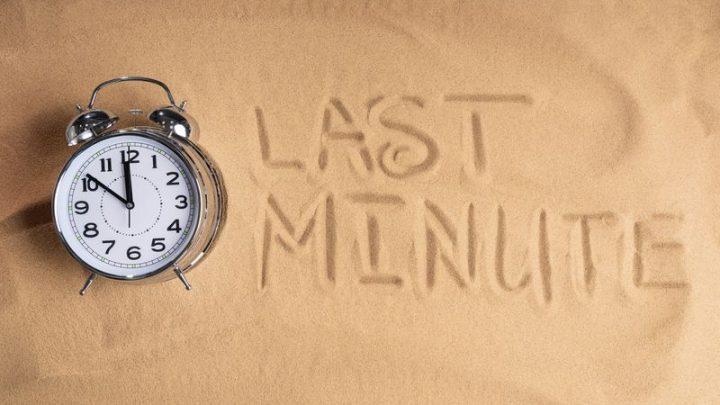 Voyage dernière minute : comment ça marche ?